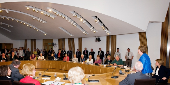 Age Scotland Parliamentary Reception 2011