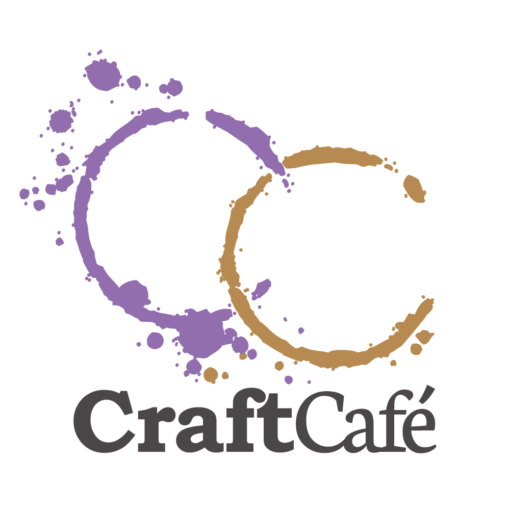 Craft cafe s first public art exhibition the age for Arts and crafts logo