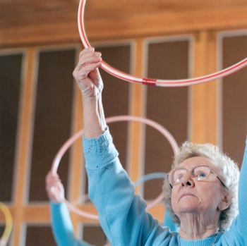 The benefits of an active later life cannot be underestimated