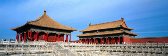 The Forbidden City in Beijing © Grace Yang