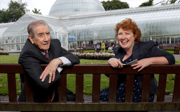 Actors Libby McArthur & Johnny Beattie launch new Scottish Festival to celebrate creativity as we age.