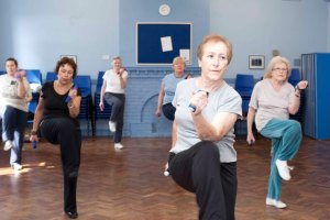 Getting active in later life