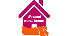 Warm homes graphic