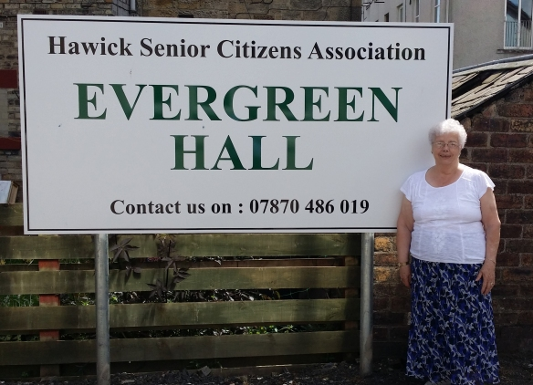 Evergreen Hall