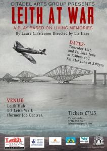 Leith at War Flyer