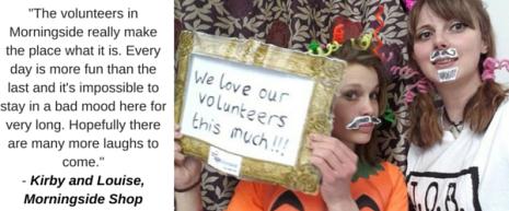 Volunteer Thank you