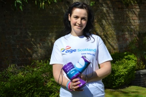 Amy - Age Scotland's Events and Community Fundraisers