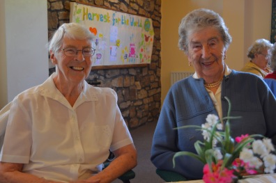 Ladies at East Neuk Frail Elderly Project